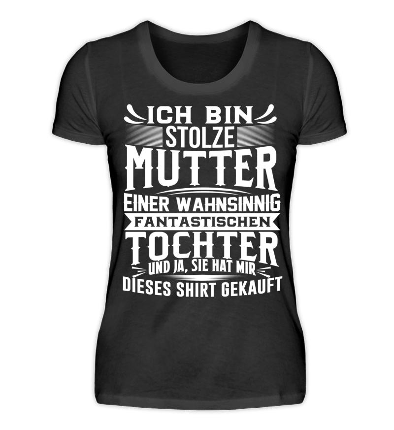 Muttertag Mutter Mama Tochter Geschenk Spruche Tochter Mutter Und Tochter Spruche Lustige Shirts
