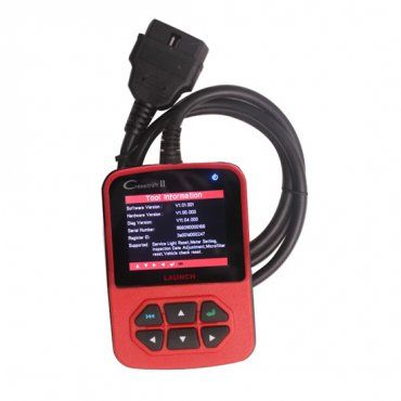Cresetter II is a professional Service Lamp Reset device ,it has special functions of oil light reset, brake pad reset, and steering angle reset, etc.
