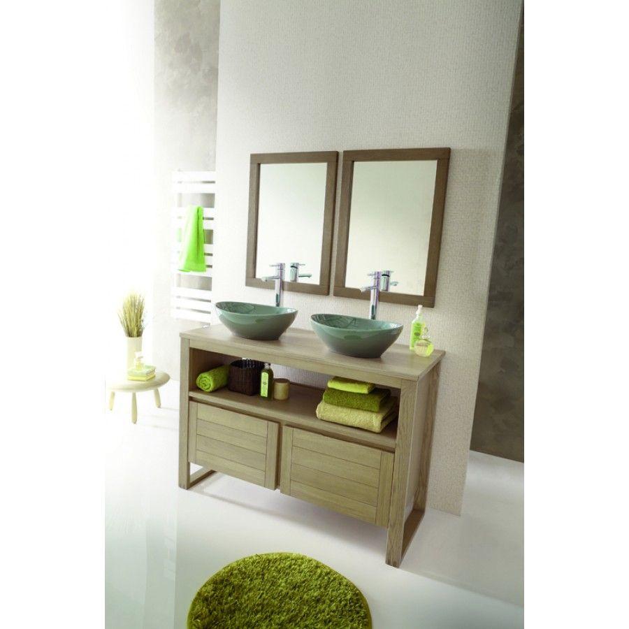 incroyable Meuble de salle de bain Boréa113 cm