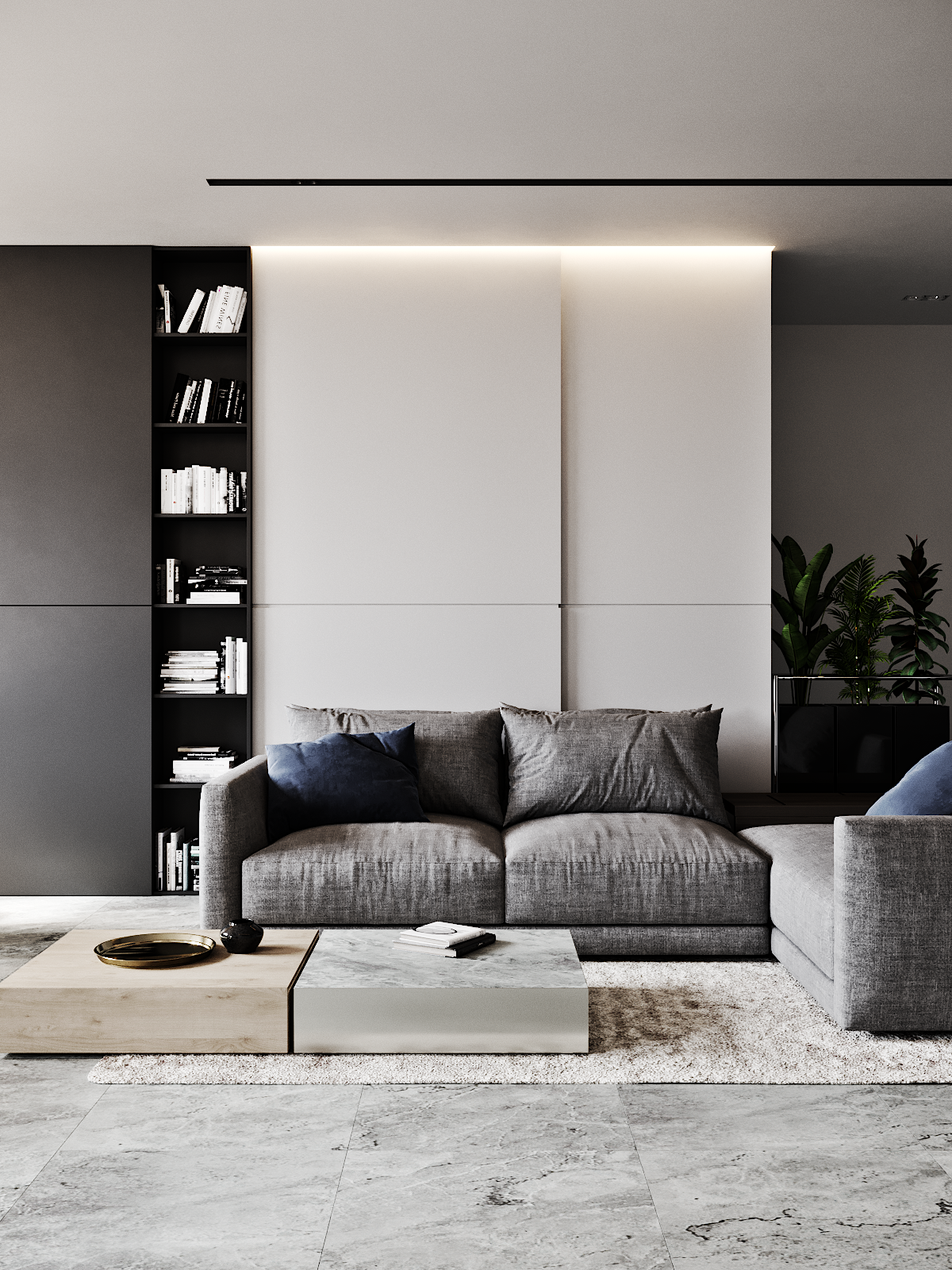 Autodesk Room Design: A Muted Interior For Everyday Inspiration