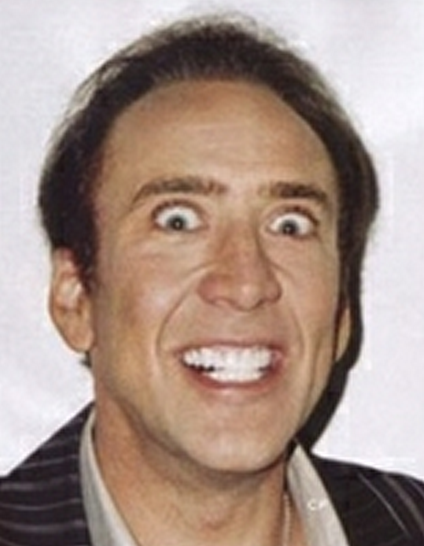 If You Had Remote Access To Your Neighbor S Printer What Would You Print Techcrunch Nicholas Cage Face Happy Birthday Meme Nicolas Cage