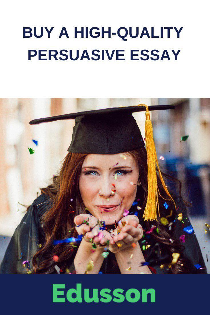 Buy persuasive essay paper