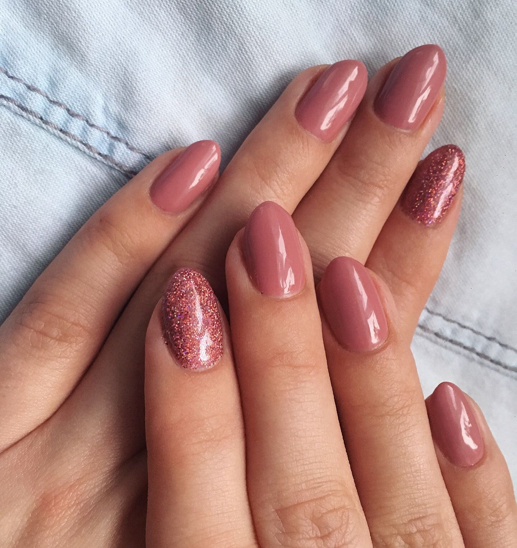Semilac Indian Roses 097 | nails | Pinterest | Diseños de uñas ...