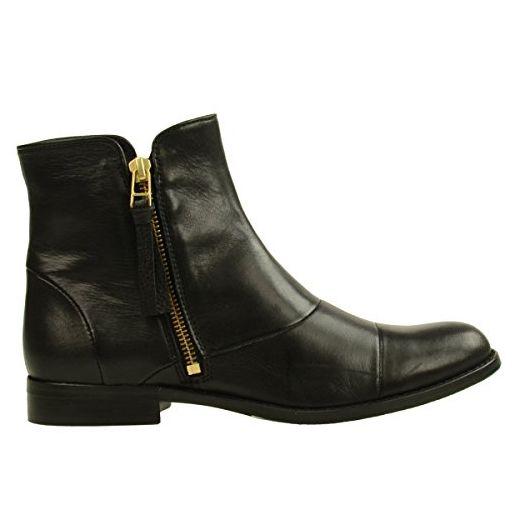 Sacha Damen Klassische Stiefeletten Schwarz (Size: 40) - Stiefel für frauen  (*