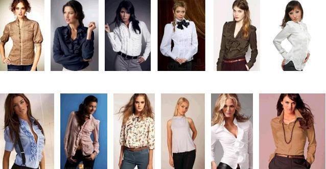 e4572c962be Как быстро сшить блузку без выкройки своими руками. Фото и видео МК ...