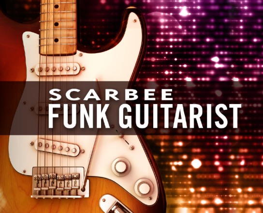 Native Instruments Scarbee Funk Guitarist Forro Funk