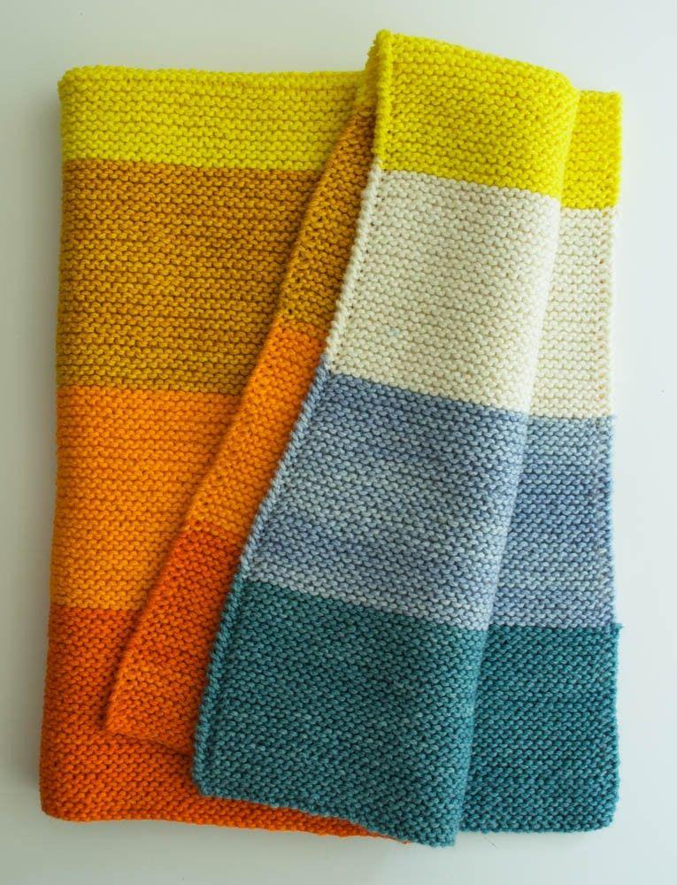 Kersti Super Easy Baby Blanket Easy Baby Blanket Yarns And Blanket