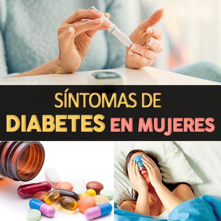 sintomas de diabetes en mujeres