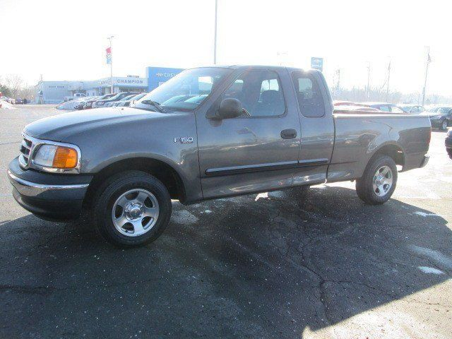 2004 Ford F150, 124,692 miles, $8,900.