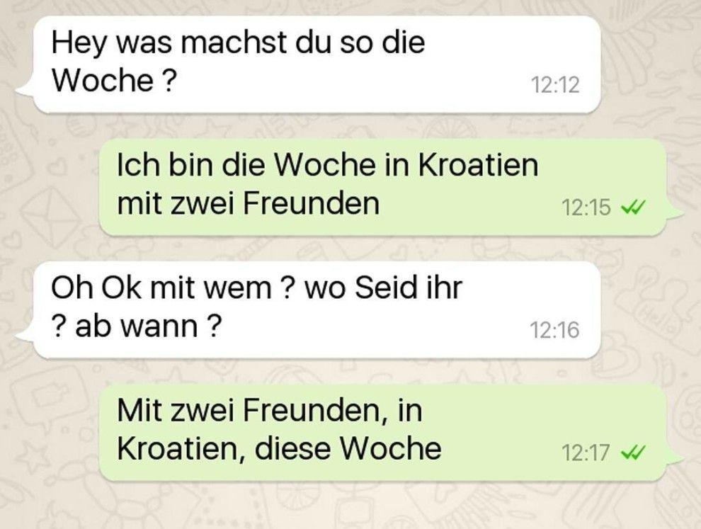 Kettenmails Whatsapp