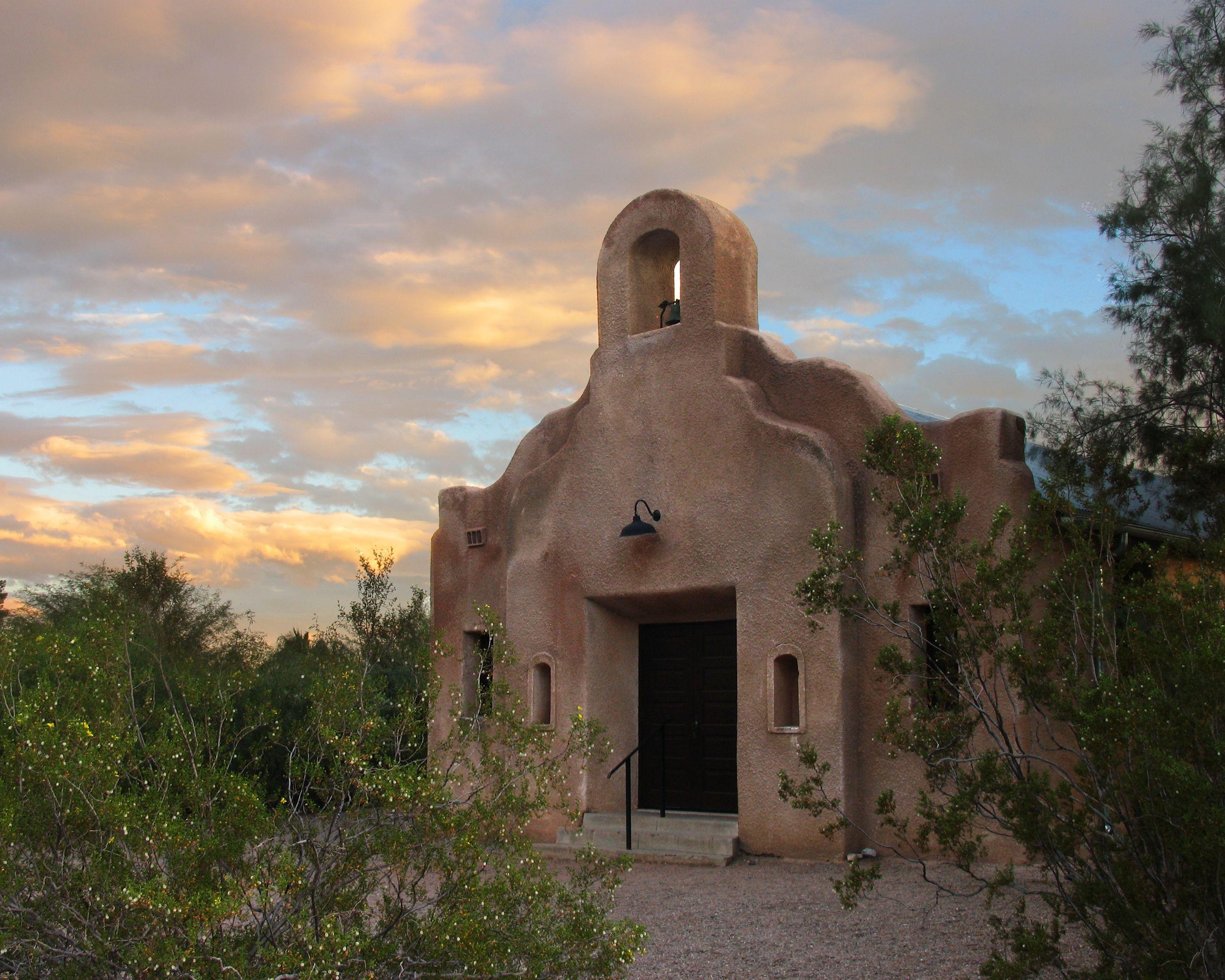 San Pedro Chapel Tucson AZ