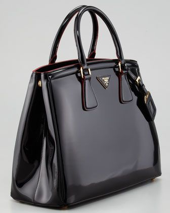 a315810f7001 Prada Parabole Spazzolato Tote Bag-As Steve Martin so said in dirty rotten  scoundrels- THIS
