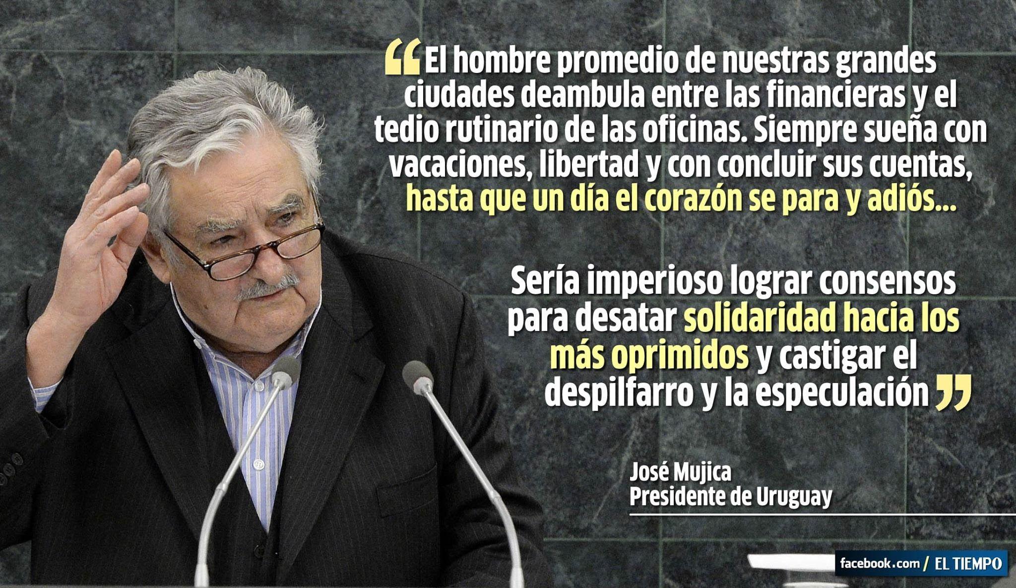 Histórico Discurso De José Mujica En La Onu Contra El Orden