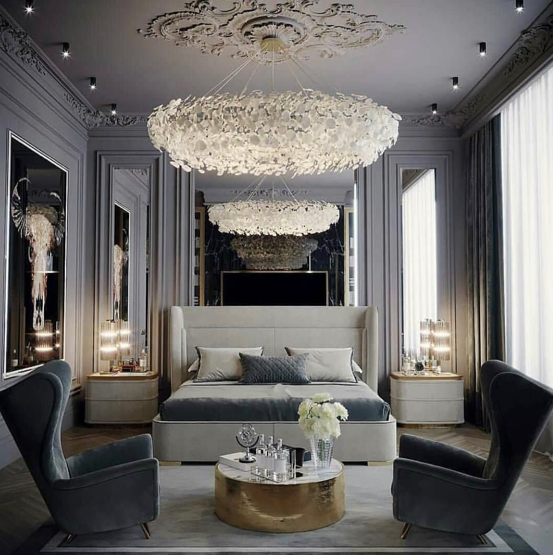 Ultra Luxe Bedroom Home Decor Inspiration Home Decor: Dream It, Believe It, Design It! Love This. . . . #art