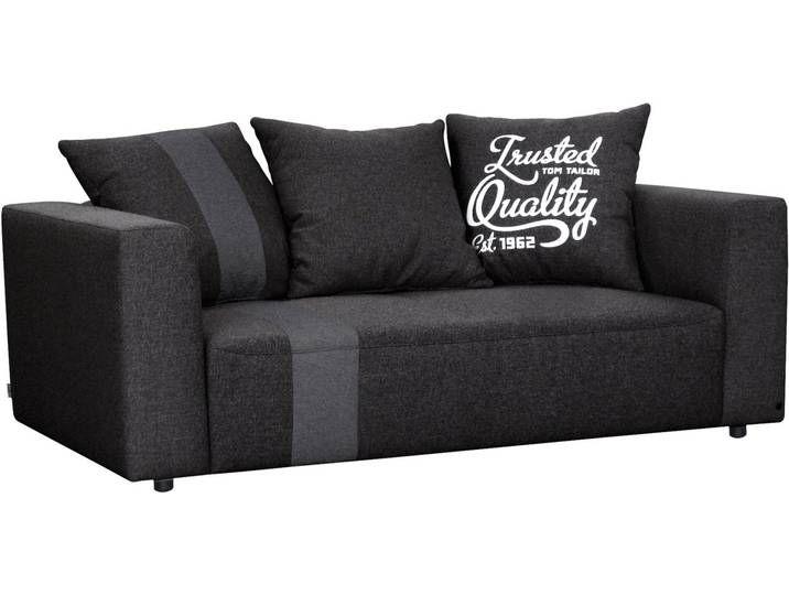 Tom Tailor 2 Sitzer Heaven Casual Xs Stripe Aus Der Colors Collecti Sofa Furniture Home Decor