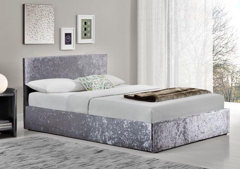 Strange Sale Birlea Berlin Velvet Ottoman Bed From 210 Free Next Forskolin Free Trial Chair Design Images Forskolin Free Trialorg