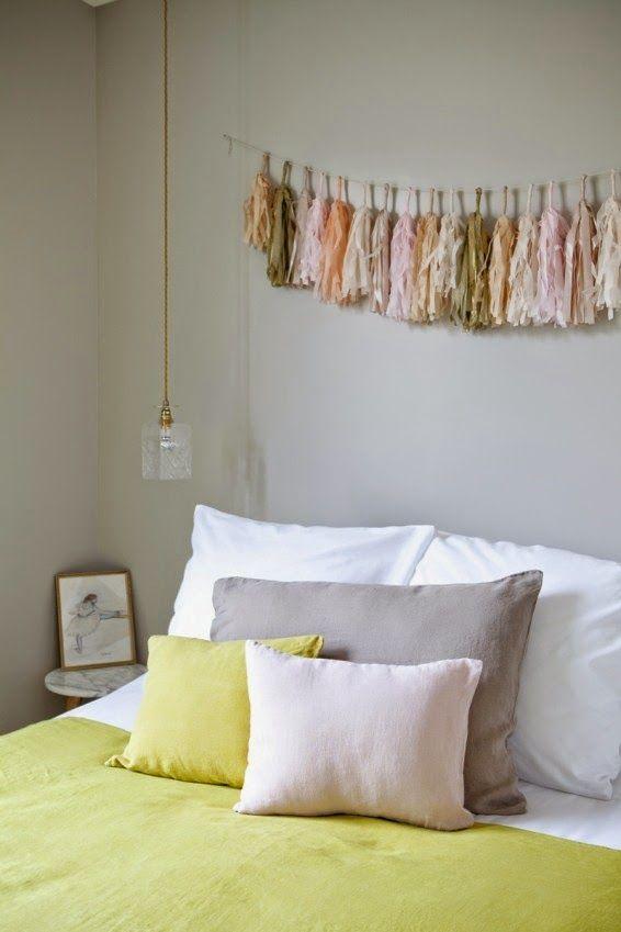 Paris, Henriette Rive Gauche / Blog La petite fabrique de rêves - modele chambre a coucher