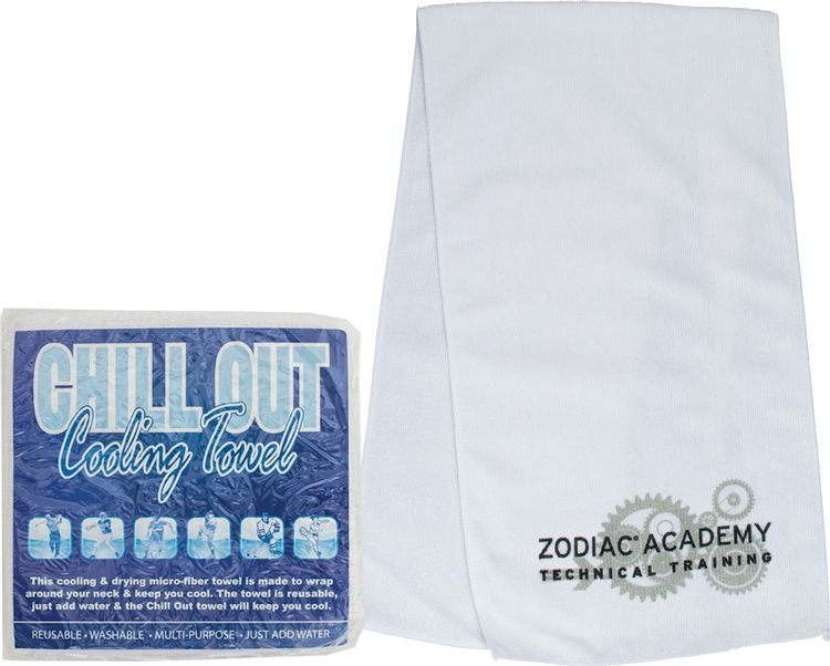 Chill Out Microfiber Cooling Towel 12 X36 Cooling Towels