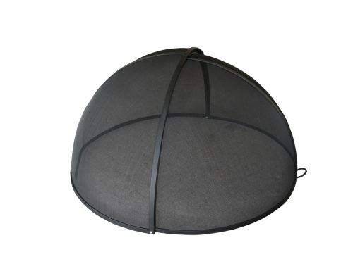 Masterflame 56″ Welded HYBRID Steel Pivot Round Fire Pit ...