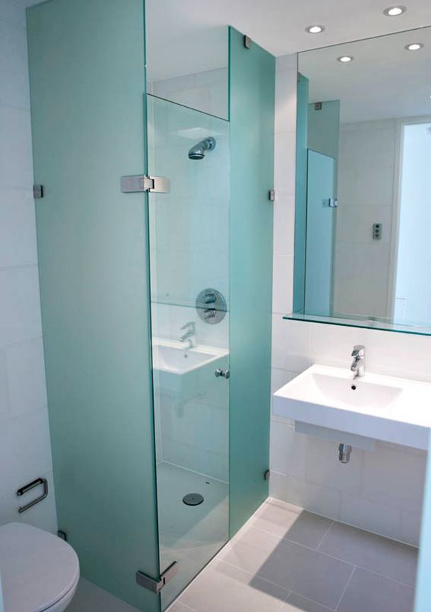 Folding shower doors have many options including framed and ...