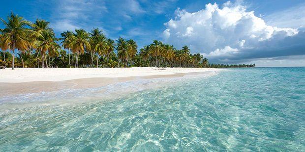 Isla Saona un viaje al paraíso