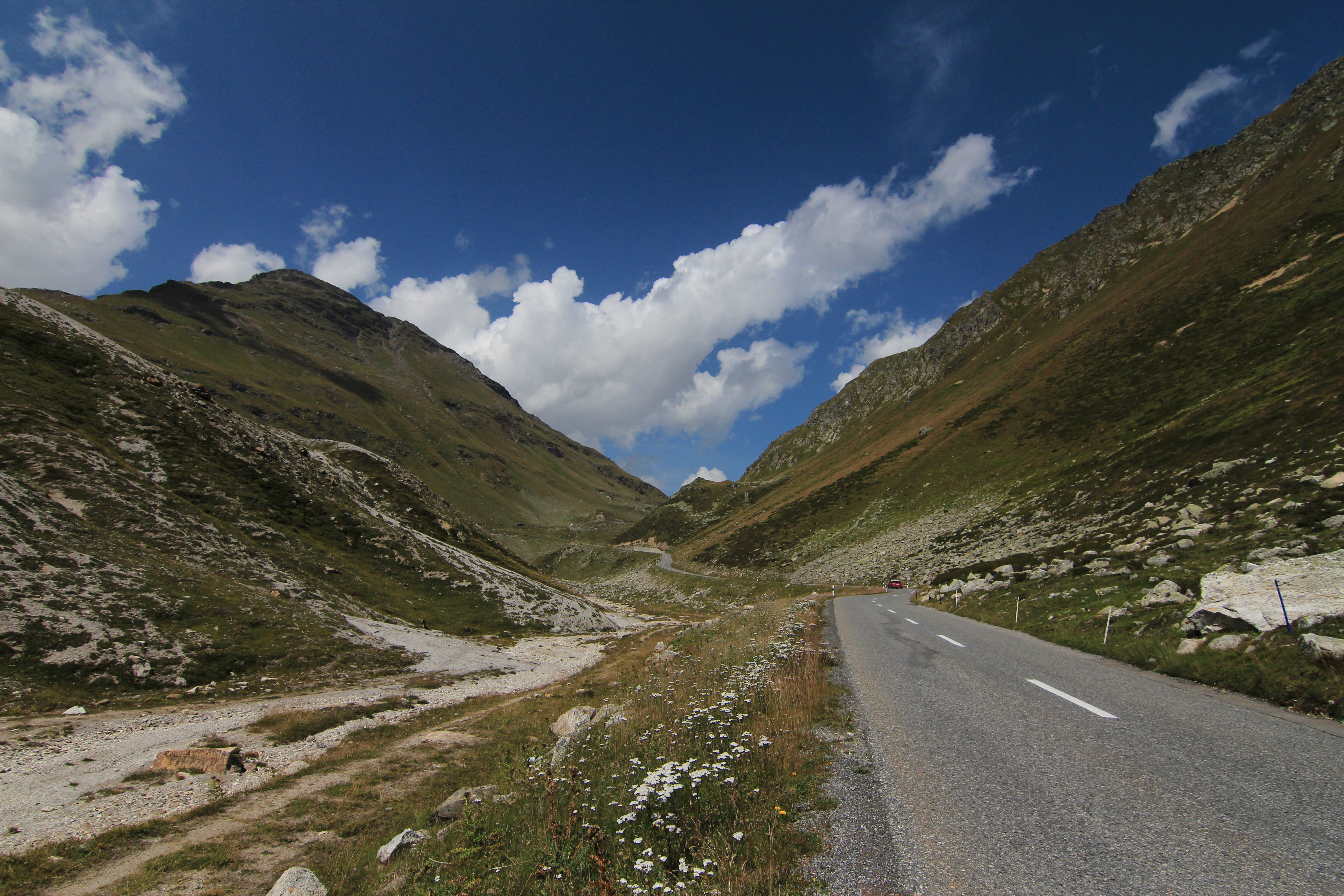 On tour over the Eastern Alps