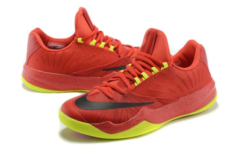f379d57ea5f Nike Zoom Run The One James Harden PE Bright Crimson Volt Nike Shoes For  Sale