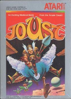 Joust for Atari 2600