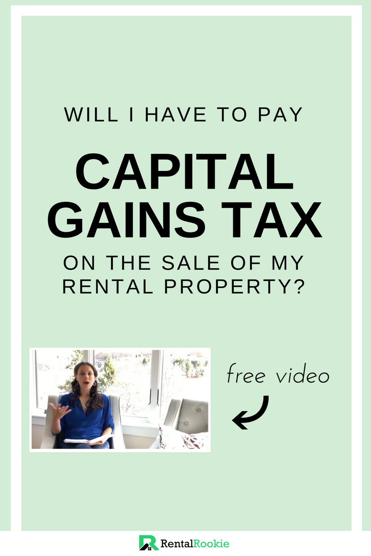 When You Sell A Rental Property You Re Going To Want To Know How Much Of That Profit You Get To Keep Capital Gains Tax Capital Gain Rental Property