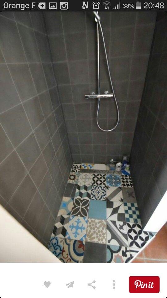 Cer mica de ba o dise o duchas pavimentos de suelo - Pavimento para banos ...