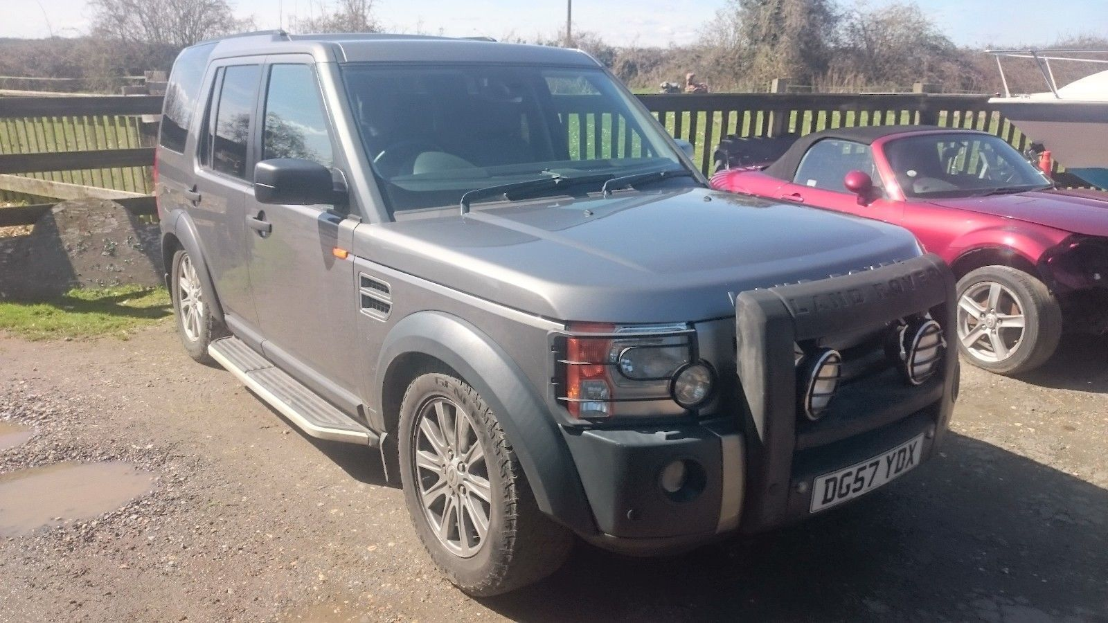 Land Rover Discovery 3. Spares Or Repairs. Needs Engine   Land ...