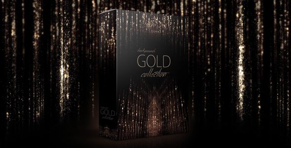Gold Collection Backgrounds Gold Collection Award Poster Background