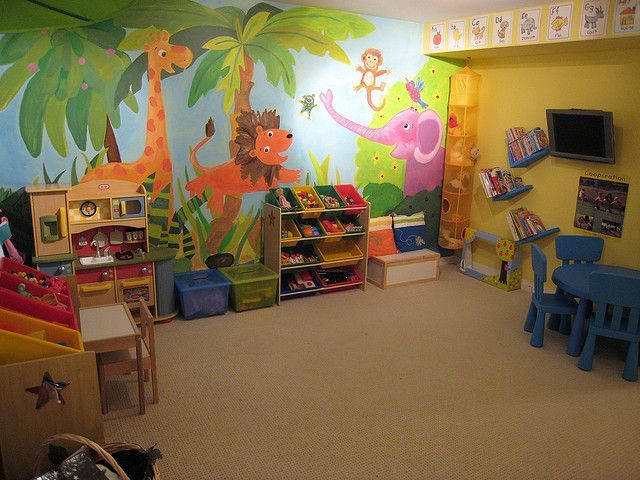 Image Result For Small Home Daycare Ideas Daycare Rooms