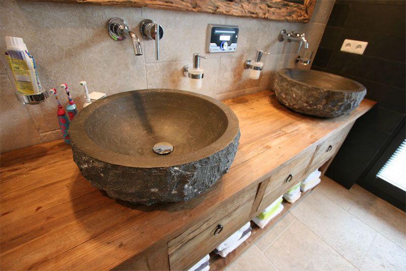 die besten 25 aufsatzwaschbecken rund ideen auf pinterest waschtisch holz f r. Black Bedroom Furniture Sets. Home Design Ideas