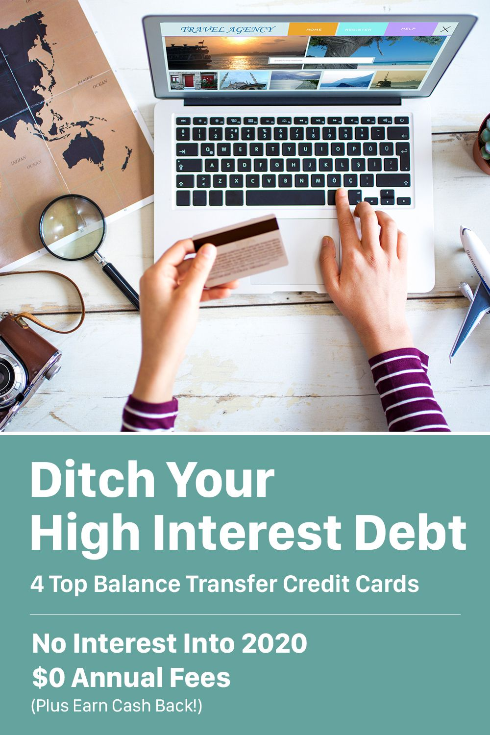 Top Balance Transfer Cards #financenestegg
