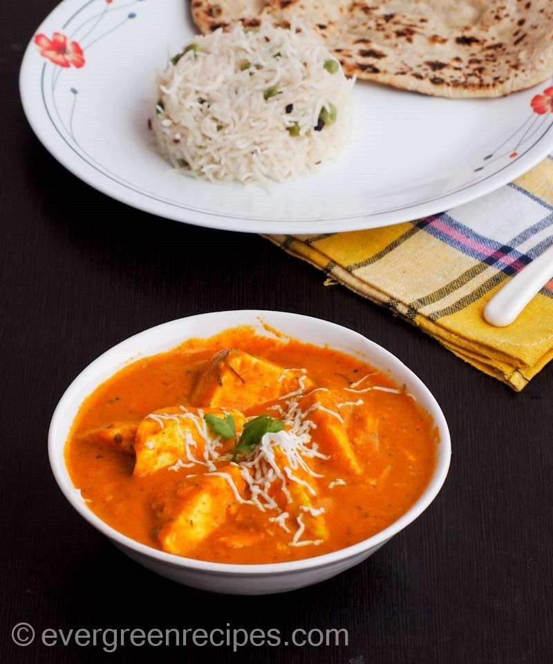 So after posting a few regular recipes for the blog here is a paneer lababdar recipe with step by step pictures forumfinder Choice Image