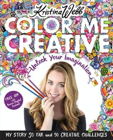 Color Me Creative: Unlock Your Imagination [Book] - Brought to you by Avarsha.com