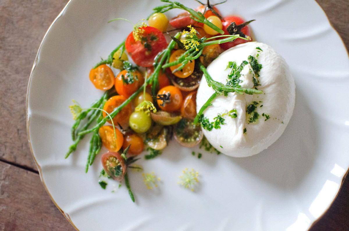 Heirloom tomatoes samphire burrata recipe burrata recipe heirloom tomatoes samphire burrata recipe burrata recipe burrata salad and salad sisterspd