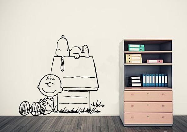 Charlie Brown u0026 Snoopy Wall Art & Charlie Brown u0026 Snoopy Wall Art | gift ideas | Pinterest | Charlie ...