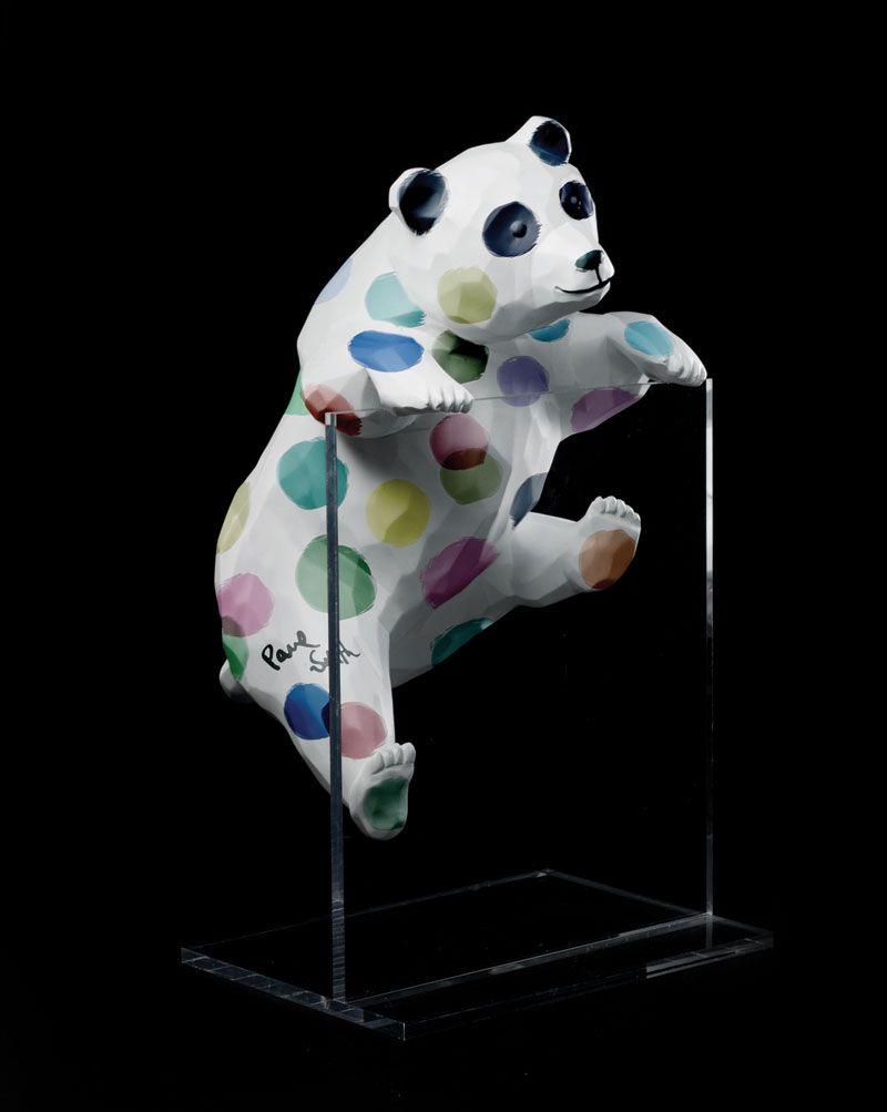I AM HERE! THE GIANT PANDA ART & CHARITY PROJECT - PAUL SMITH
