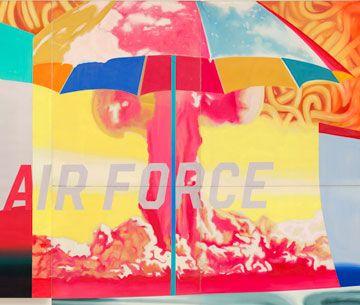 Detail-umbrella