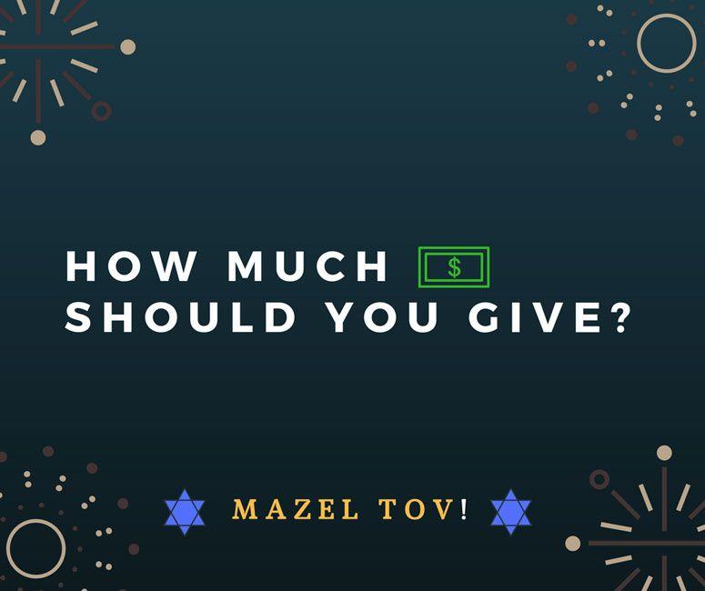 Bar/Bat Mitzvah Gift Amount 2019: How Much Money Should