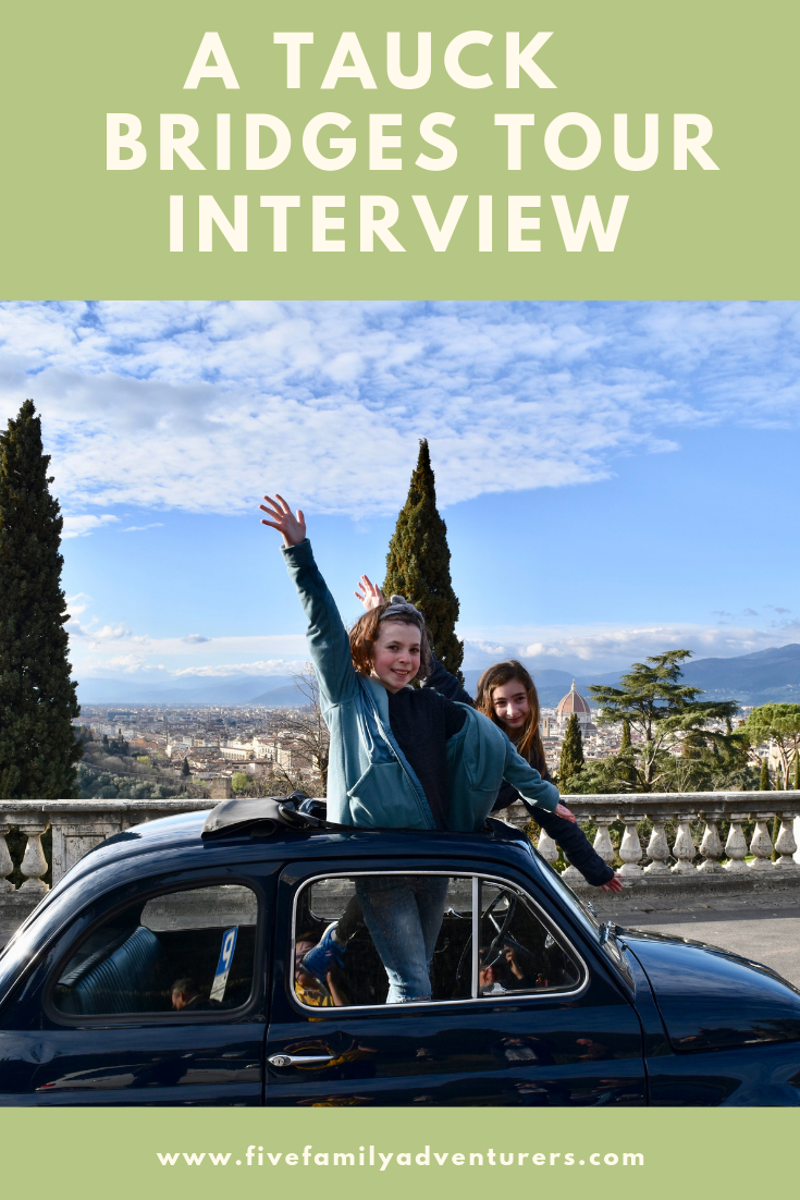 Tauck Tours Interview: Seeing The World Matters | Family Travel