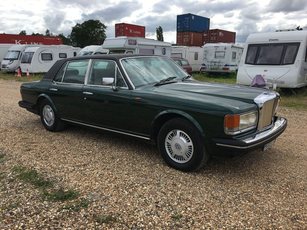 1985 bentley mulsanne automatic salvage damaged repair green ... on bmw 5 series owners manual, audi a6 owners manual, bmw 3 series owners manual, aston martin vantage owners manual, chrysler 300 owners manual,