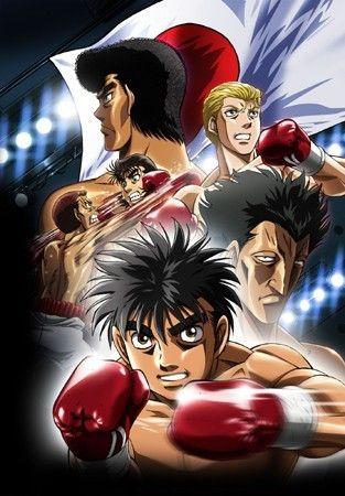 Hajime No Ippo Rising Anime Anime Music Anime Reviews