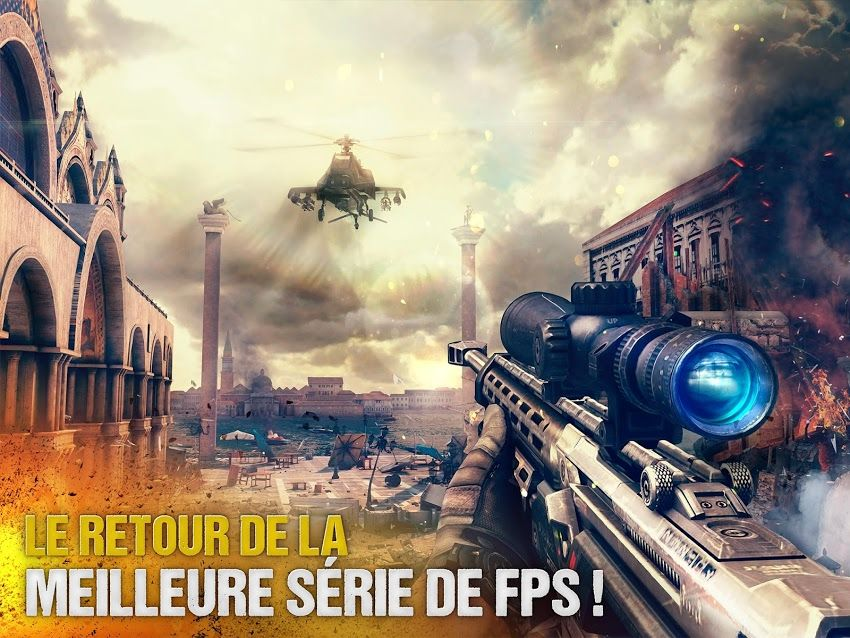 Modern Combat 5 Esports Fps Telecharger Apk Apk Gratuit Com Blackout Game Combat Fps Games