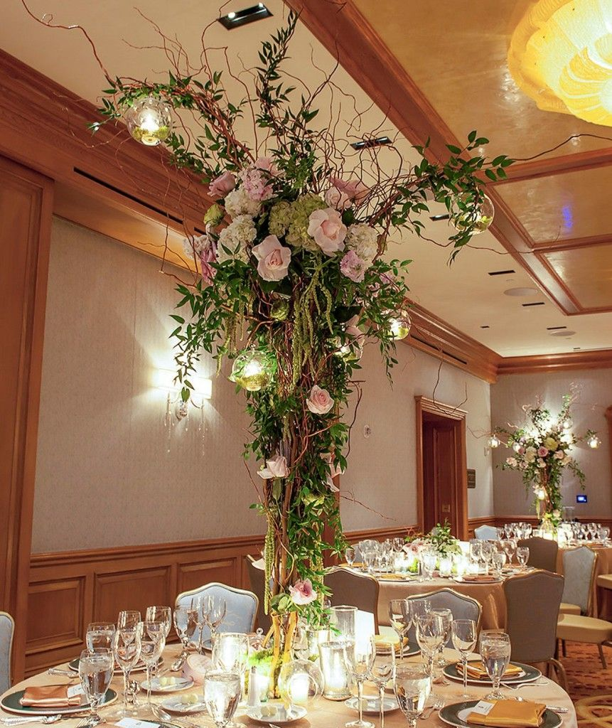 Ideas For Wedding Flower Arrangements: Show Me Your Table Centres !! - Weddingbee