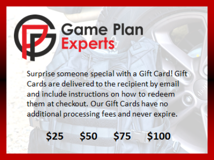 Surprise someone special with a Gift Card! Gift Cards are