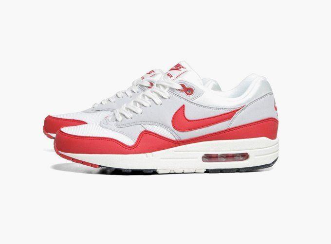 10 моделей Nike Air Max  Выбирает коллекционер кроссовок Владимир Веселов .  Изображение № 1. 169b46deb39