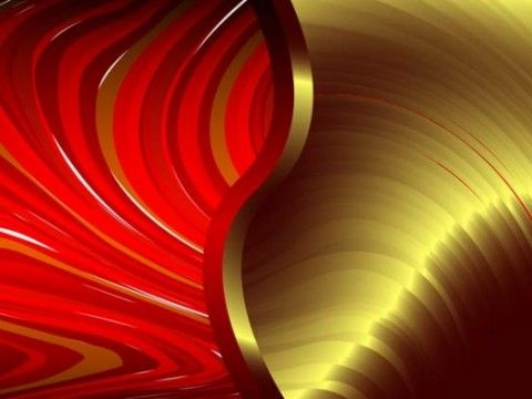 Black And Gold Wallpaper For Walls Red And Gold